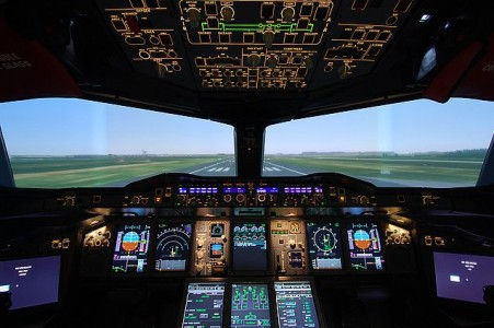 We can provide recurrent or initial simulator training or just instructor pilots or examiners. We can also help with simulator approvals with the various regulatory authorities
